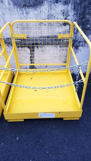 """Forklift Platform Basket NEW 36""""x36"""" for Sale in Portland, OR"""