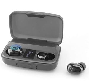 New Bluetooth Wireless Earbuds Touch Control LED Display Charging Case for Sale in Spring, TX