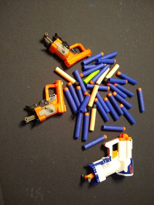 Nerf Guns and Darts for Sale in Phoenix, AZ