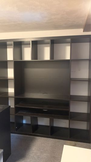Cube TV Entertainment Wall System / TV Stand for Sale in Mineola, NY