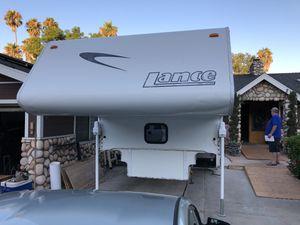 2008 Lance 1055 Truck Camper for Sale in Vista, CA