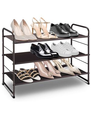 New 3 Tier Organizer. Perfect for Shoes or Household Items. for Sale in Chino Hills, CA