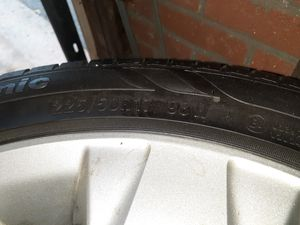 Honda accord rims with brand new tires!! for Sale in Lancaster, PA