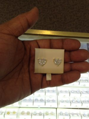 Diamond earrings for Sale in Columbia, MD