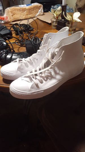 White converse for Sale in Irving, TX
