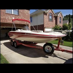 2008 Glastron DS205 Deck Boat for Sale in Spring, TX