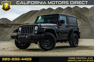 2017 Jeep Wrangler for Sale in Montclair, CA