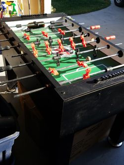 Foosball Table Game 54L x 32w X 36 H for Sale in La Habra Heights,  CA
