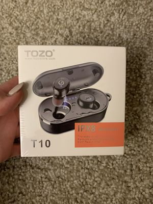 Bluetooth wireless airbuds for Sale in Huntington Beach, CA