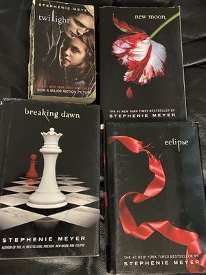 Twilight books for Sale in Boston, MA