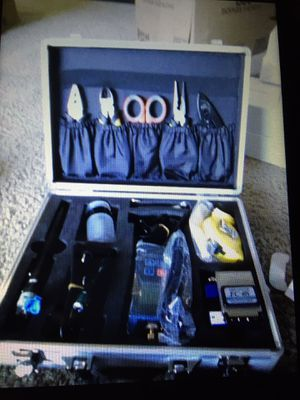 Zoostliss optic tool kit with optical power meter for Sale in Lake Elsinore, CA