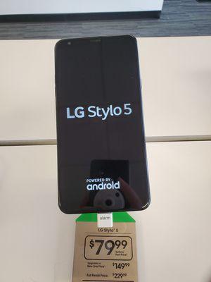 LG Stylo 5 for Sale in Minocqua, WI