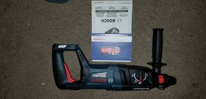 Bosch Bulldog Hammer Drill SDS Plus New Never Used for Sale in Brighton, CO