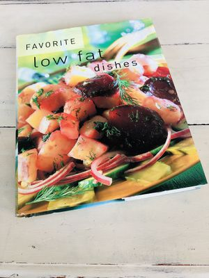 Low fat cook book for Sale in Clovis, CA