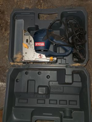 Ryobi biscuit joiner for Sale in Portland, OR