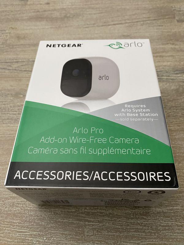 Netgear Arlo Pro Camera