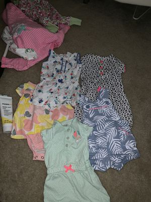 Baby girl clothing and more!!! Pick want you want! Everything starts from 3$ and up ! for Sale in Sudley Springs, VA