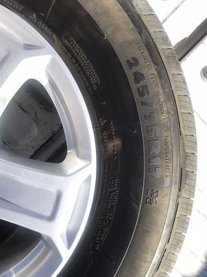 Michelin LTX M/S 245/75R15 for Sale in Henderson, NV
