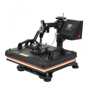 5 in 1 Heat Press Machine Swing Away Digital Sublimation Heat Transfer Printer for Sale in Lake Elsinore, CA