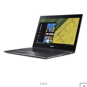 Acer Spin 5 Flip design - Core i7 8th Gen for Sale in La Mirada, CA
