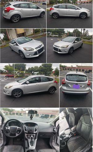 2014 Ford focus hatchback for Sale in Fort Lauderdale, FL