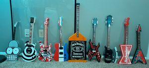 Guitar art, wood wall art, musical art for Sale in Gilbert, AZ