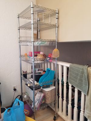 Metal rack for Sale in Lorain, OH