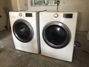Kenmore Washer Dryer Set for Sale in Issaquah, WA