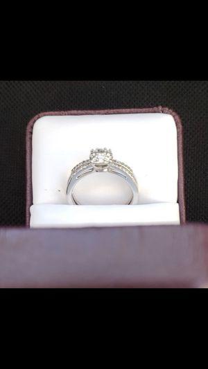 Woman's size 7 diamond ring for Sale in Avondale, AZ
