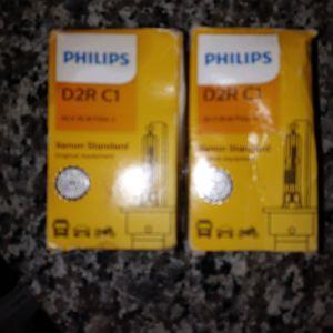 Brand New Philips 4300K OEM/ D2R/ 85126C1 / HID- XENON BULBS for Sale in Boynton Beach, FL