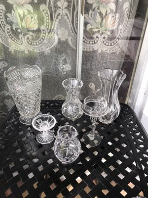 Assorted Glass & Crystal for Sale in Orlando, FL