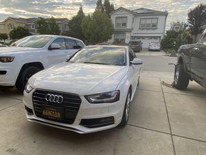 2015 Audi A4 quattro (S-line) for Sale in Morgan Hill, CA