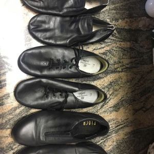 Jazz And Tap Shoes - All For $10 for Sale in Port St. Lucie, FL