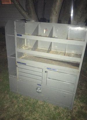 Van metal shelves for Sale in PA, US