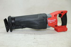M18 FUEL 18-Volt Lithium-Ion Brushless Cordless SAWZALL Reciprocating Saw (Tool-Only) for Sale in Bakersfield, CA