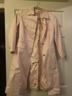 Banana Republic Pink Coat - Size XS for Sale in Franklin,  TN