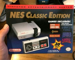 Nintendo NES Classic Edition for Sale in Chicago, IL