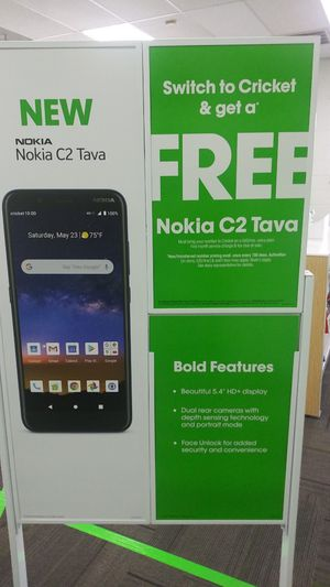 Nokia C2 Tava for Sale in High Point, NC