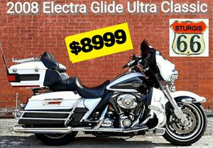 Harley Davidson Electra Glide Ultra Classic for Sale in O'Fallon, MO