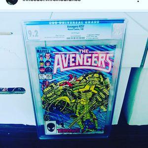Avengers 257 1st app nebula for Sale in Port St. Lucie, FL