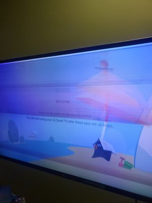 LG 43' TV for Sale in Los Angeles, CA