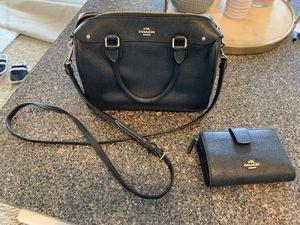 Coach Mini Bennett Purse & Wallet for Sale in Kansas City, MO