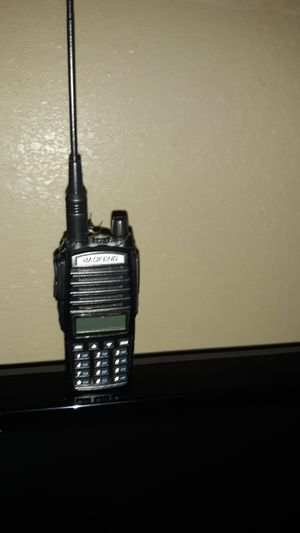 Baofeng uv-82 high power radio what charger and extra antenna Hi Power for Sale in Altamonte Springs, FL