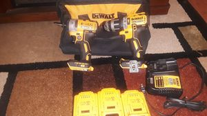 Dewalt impact and hammer drill set for Sale in Portland, OR