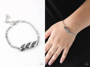 Pretty princess silver bracelet for Sale in Gaithersburg, MD