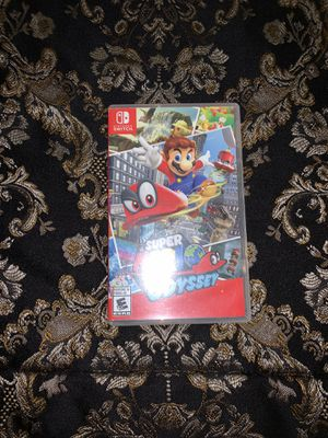Mario Odyssey. 50$ for Sale in San Diego, CA