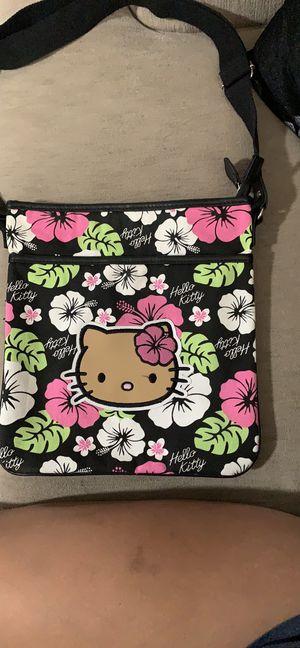 Hello kitty Hawaiian cross body messenger bag for Sale in Peoria, AZ