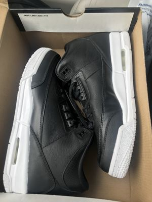 Jordan 3 cyber Monday for Sale in Silver Spring, MD