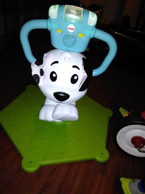 Fisher Price bouncing dog. (SOLD) for Sale in Fresno, CA