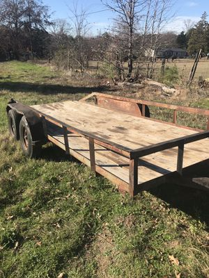 Selling my 16ft trailer for Sale in Lindale, TX